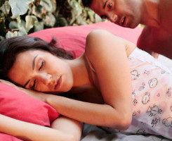 Samia Duarte se despierta con su chico metiéndole el rabo